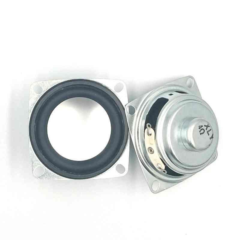 52mm Mini Audio Portable Sound,-silver Basin Music Bluetooth Speaker