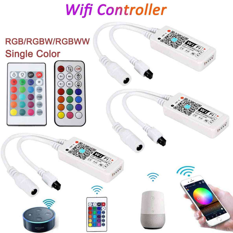 Dc5v 12v/24v, Bluetooth Wifi Led Controller