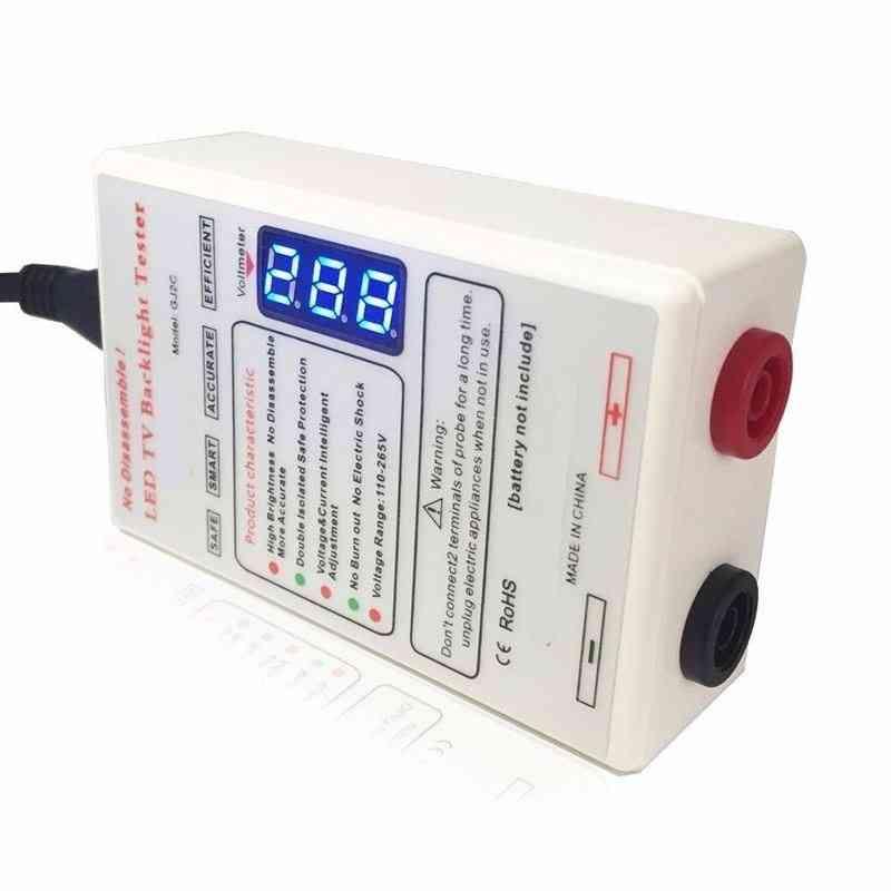 Led Lcd Tv Backlight Tester Meter Tool -lamp, Beads Detector