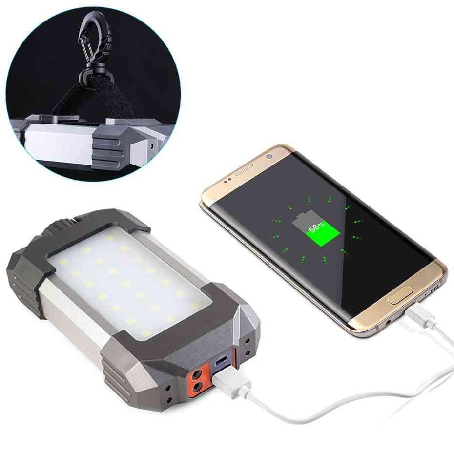 6000mah Portable Lantern - Usb Rechargeable Camping Tent Light
