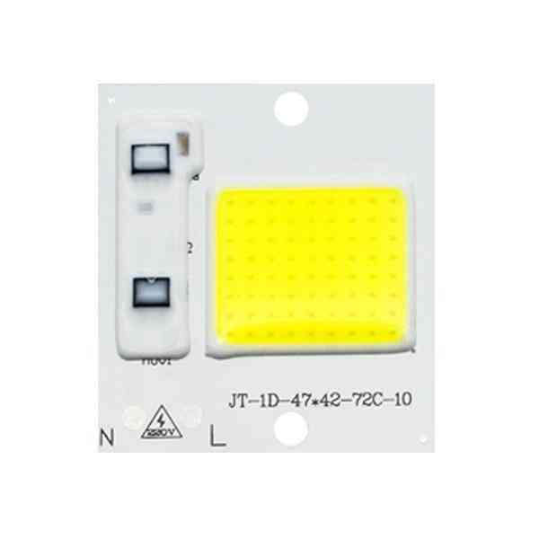 Led Cob Chip Diode Ac 220v 3-9w 10w 20w 30w 50w For Rectangular Light Matrix Lamp Ampoule Spotlight Y27 Y32 Not Need Driver Led