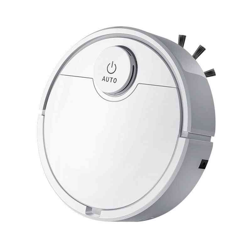 Robotic Vacuum Cleaner With 1800pa Ultra Strong Suction