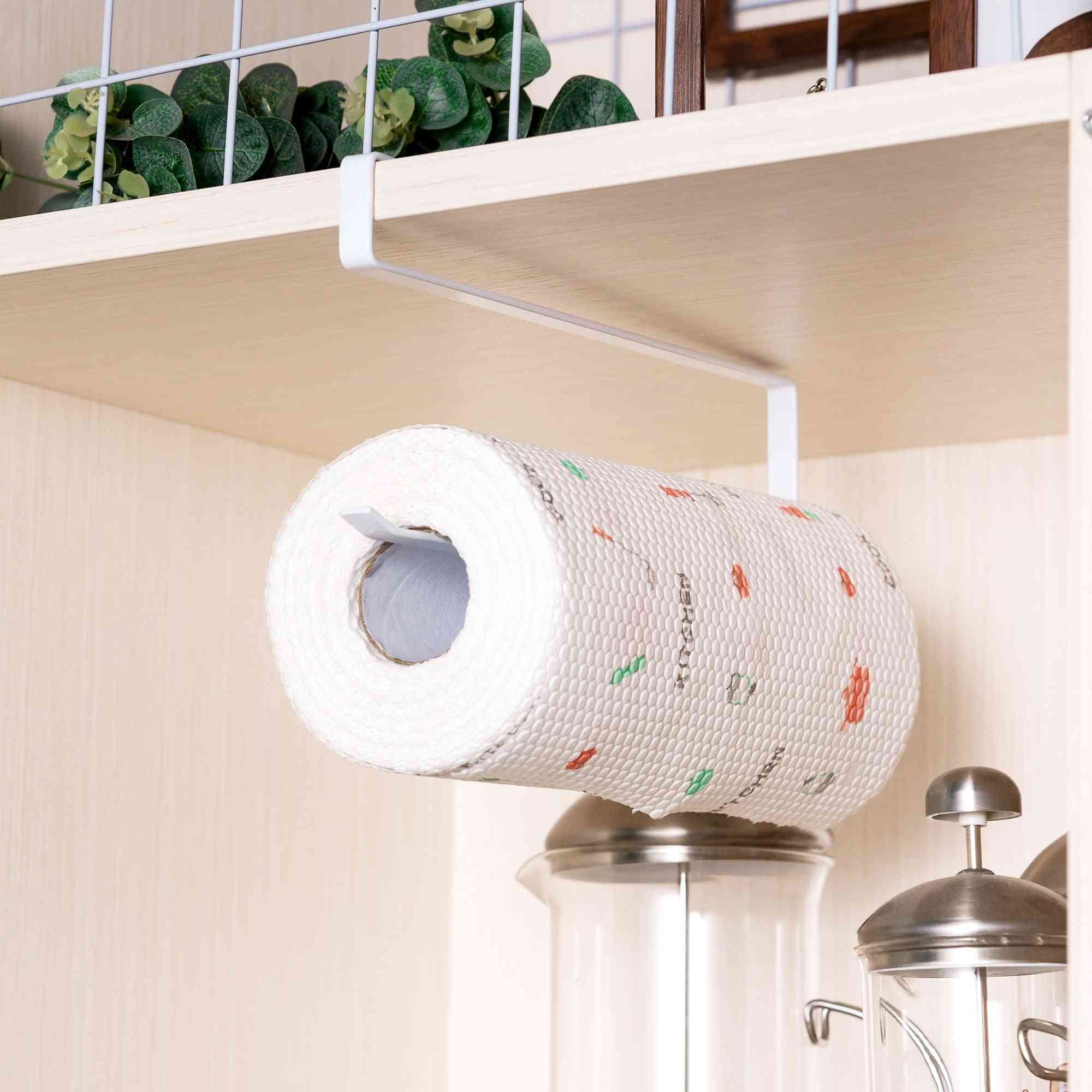 Creative Wrought Free Punch Towel / Paper Holder