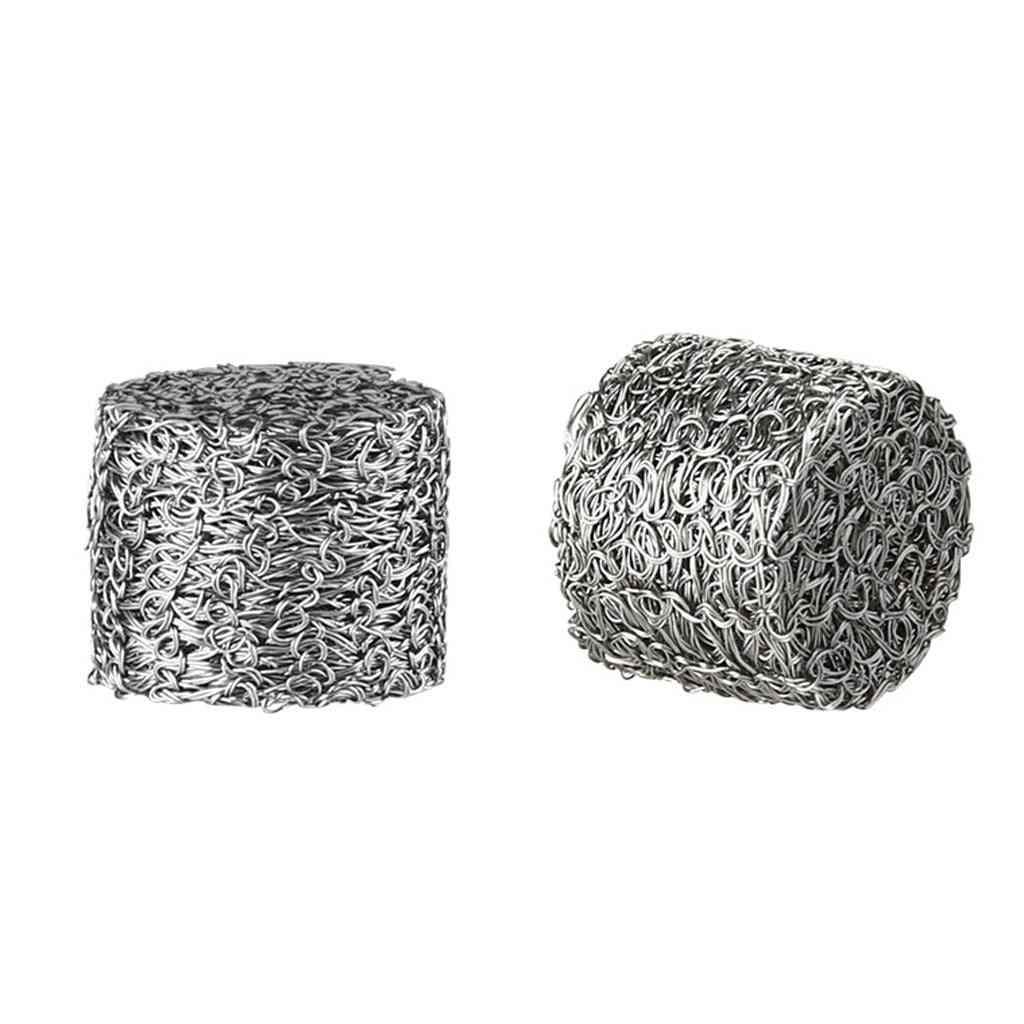 2pcs Universal, Stainless Steel-foam Maker
