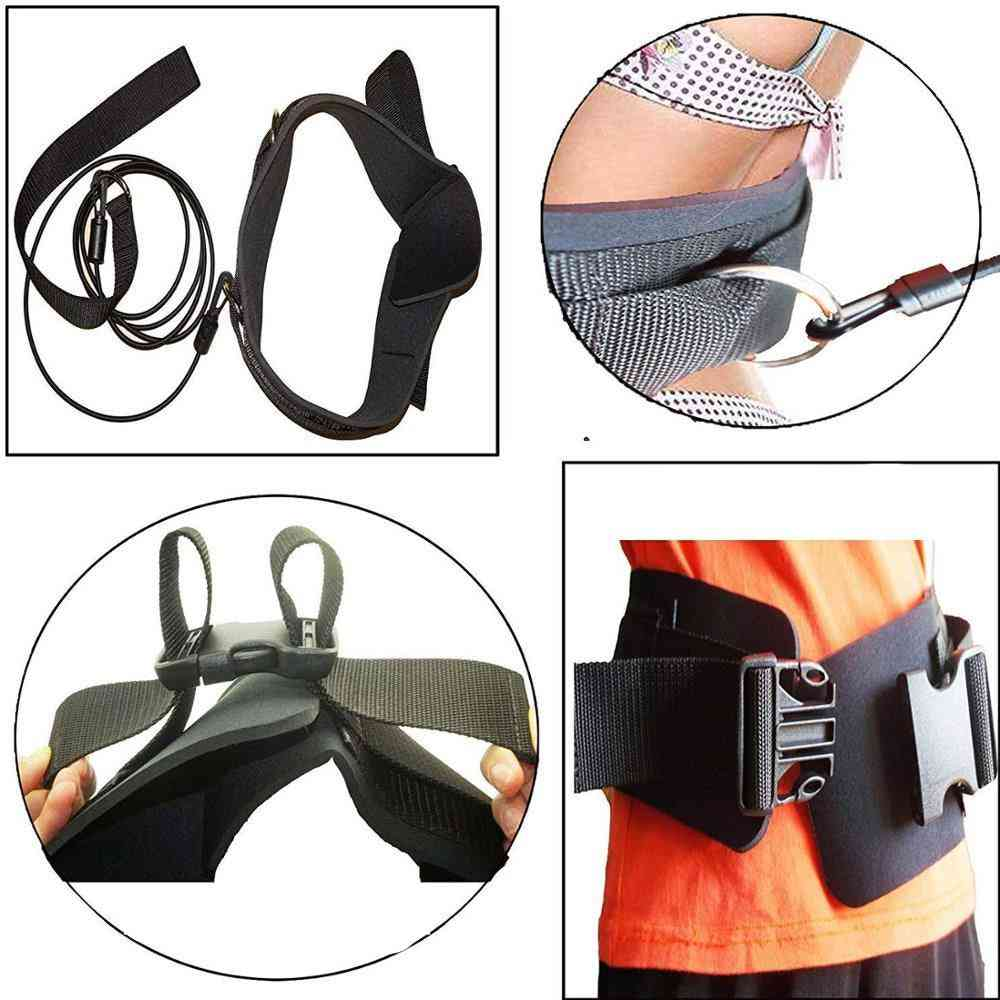 Strong Thicken, Swim And Bungee Training -resistance Belt