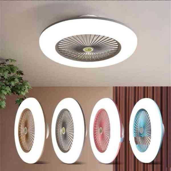 Modern Led Ceiling Fan With Remote Control