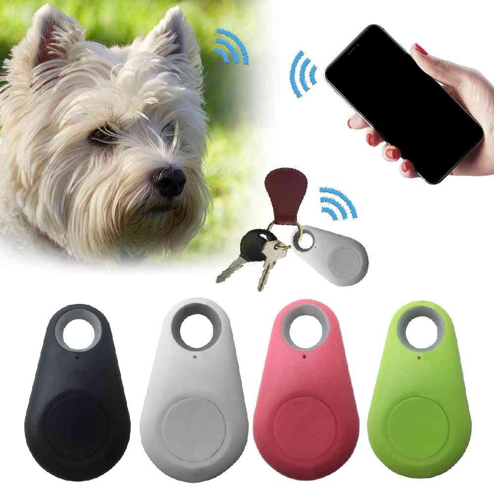 Smart Mini Gps, Anti-lost Waterproof Bluetooth Tracker For Pets