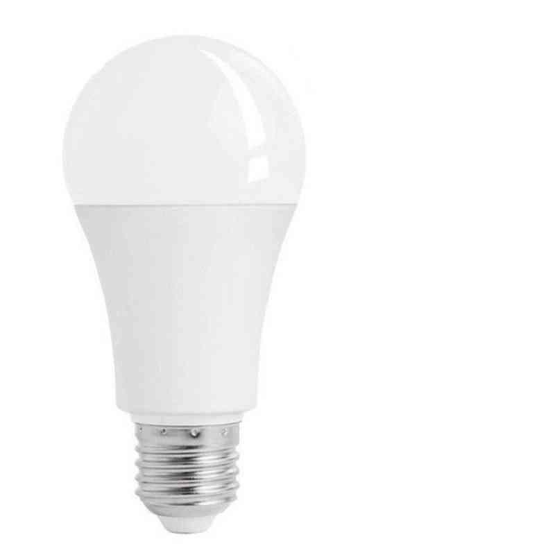 E27 Plastic Clad Aluminum Radar-sensor Bulb