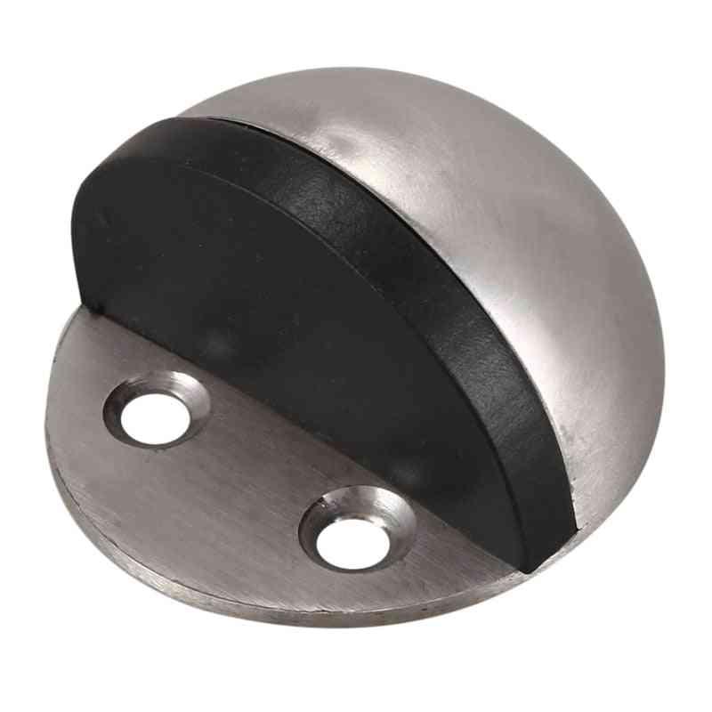 Heavy Duty Simple Round Door Stopper