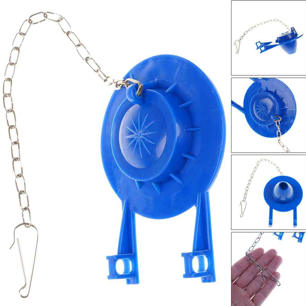 Toilet Flapper Seal, Adjustable Tank Flap Cover