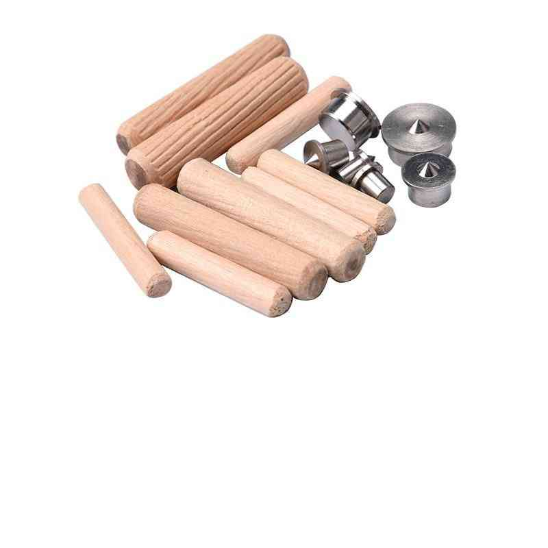 Dowels And Tenon Centers Set- Wood Working Joint Accessories