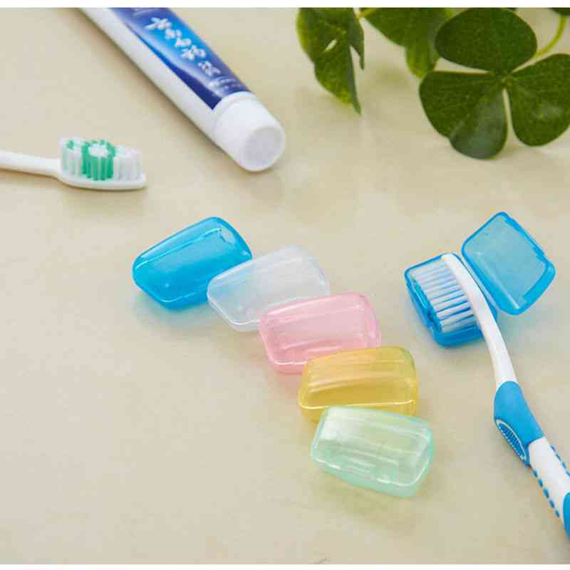 Camping Protect Toothbrush -head Cleaner Cover