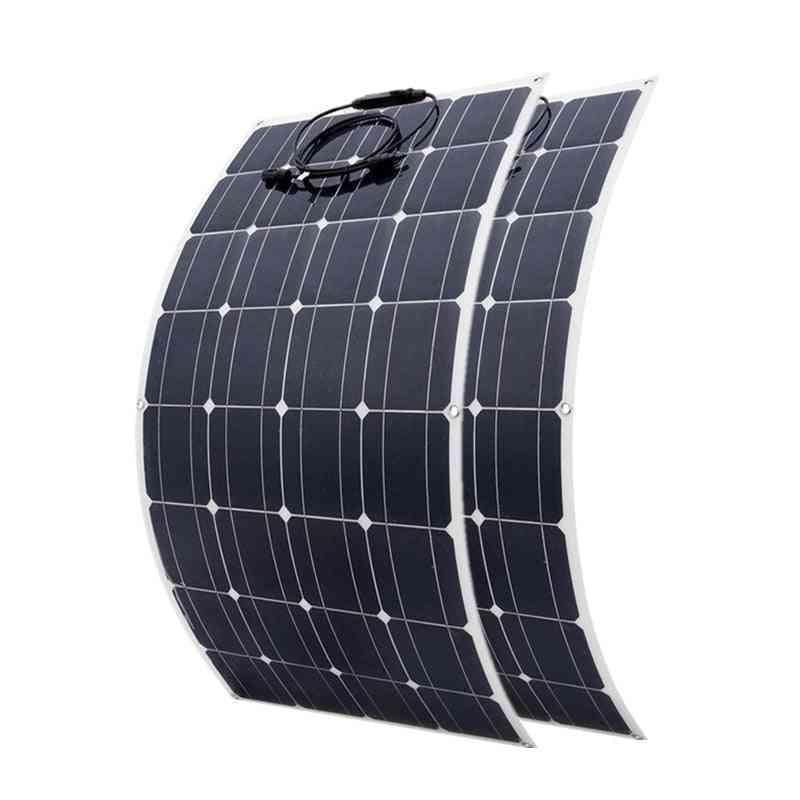 Mono Flexible Solar Panel Controller