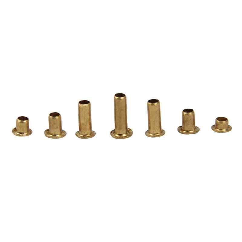 Copper Hollow Rivet, Double-sided Circuit Board Pcb Nails