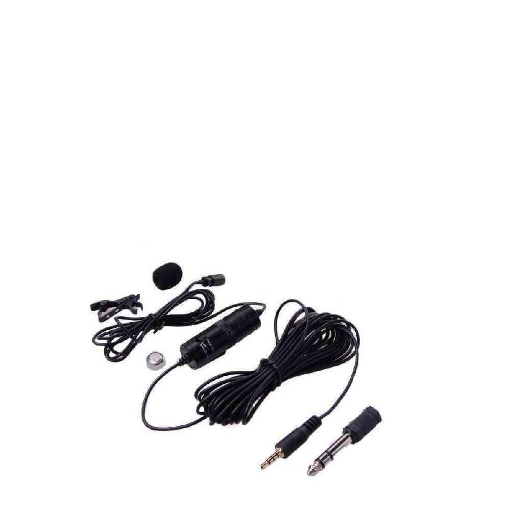 Lavalier Omni-directional Condenser Microphone