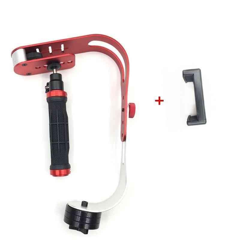 Alloy Aluminum Handheld Digital Camera & Stabilizer - Video Steadicam Mobile Dslr 5dii Motion