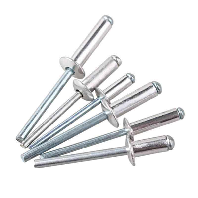 M2.4,to M6, Aluminium Round Break Mandrel, Blind Rivets Nail