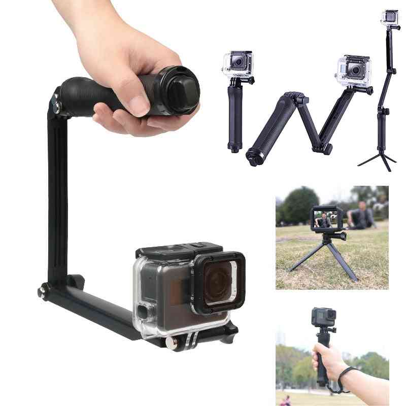 Handheld Gimbal Stabilizer For Gopro Action Camera