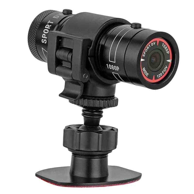 Hd 1080p Bike Motorcycle Helmet, Sport Camera Video Recorder