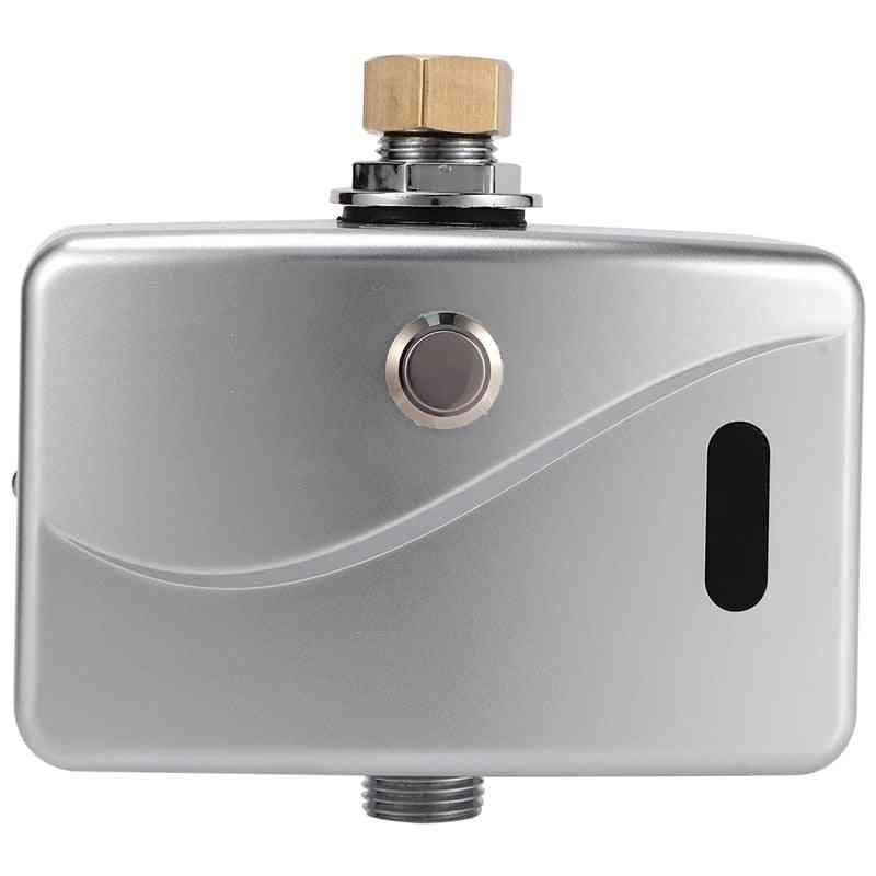 Dc6v Automatic Electric Urinal Flush Valve, Sensor & Manual