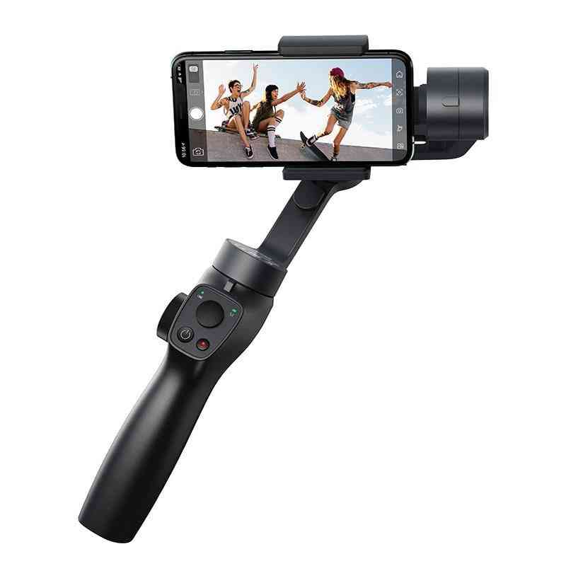 3-axis Wireless Bluetooth Handheld Gimbal Phone Stabilizer
