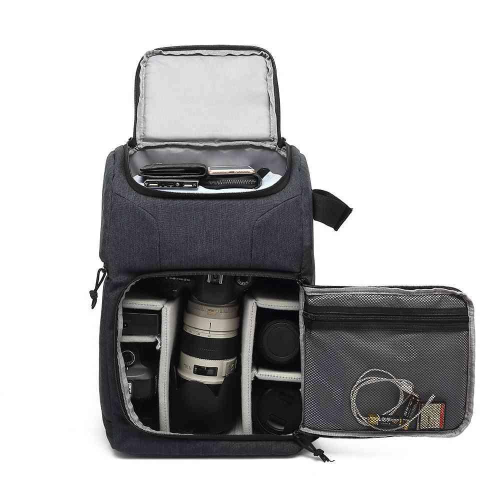 Waterproof Camera Bag - Photography Backpack