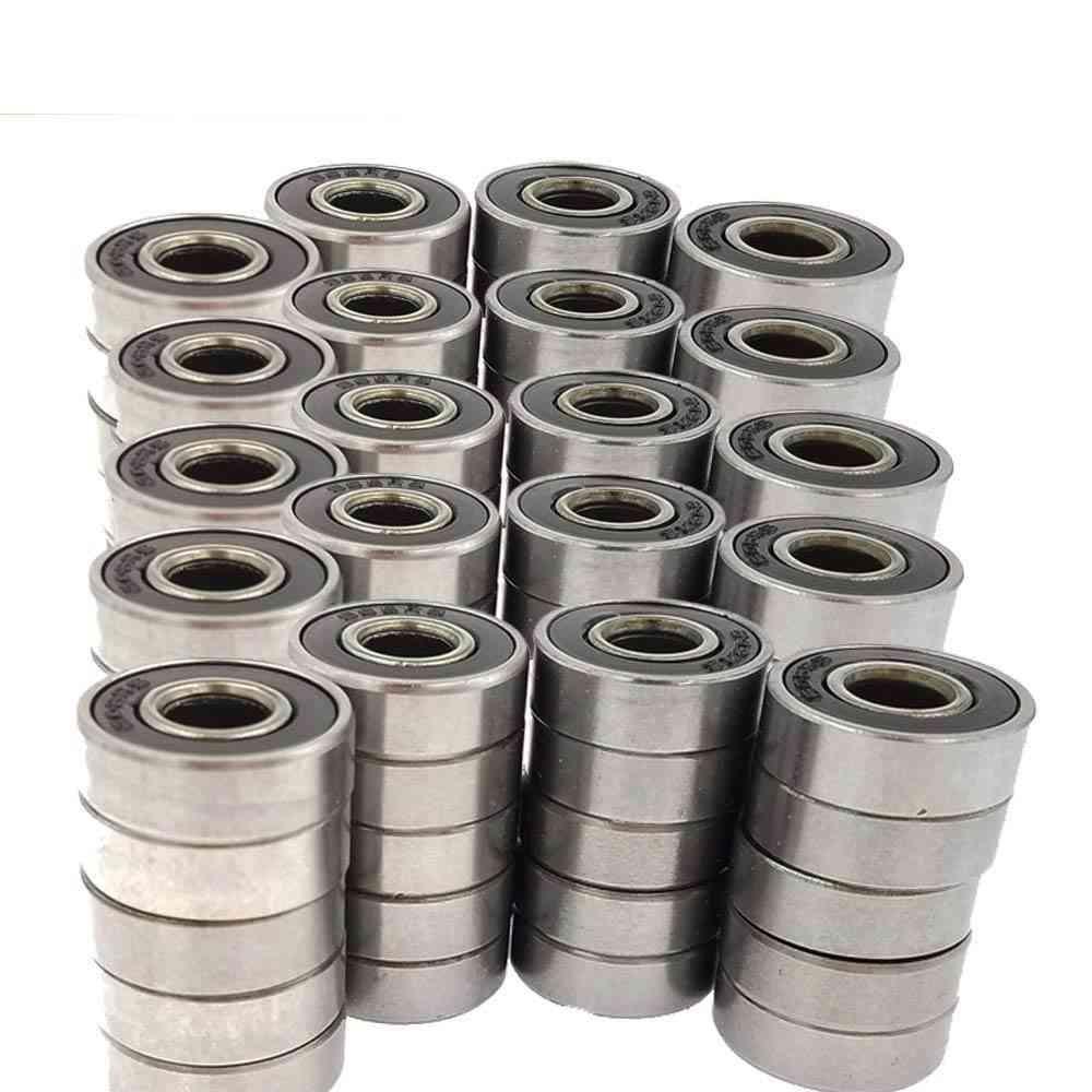 Stainless Steel, Single-row Radial Ball Bearing