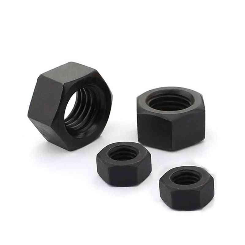8.8 Carbon Steel Nut Hexagon