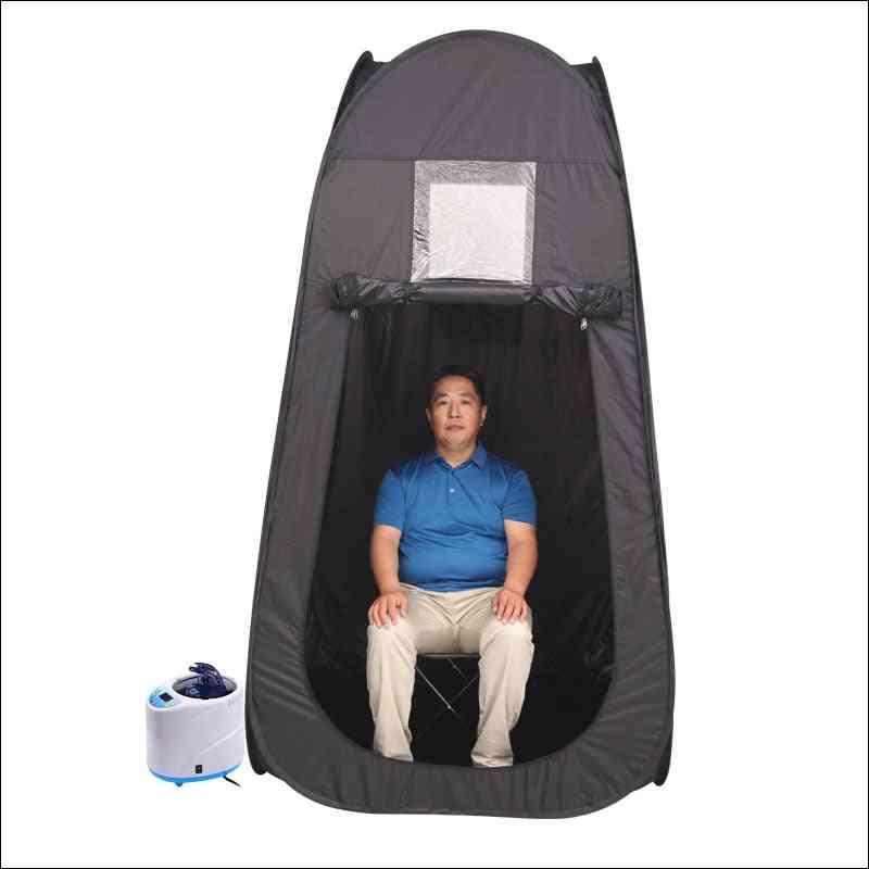 4l Portable Steam Sauna Tent Steamer-burnning Fat Sweat  Slimming Weight Loss