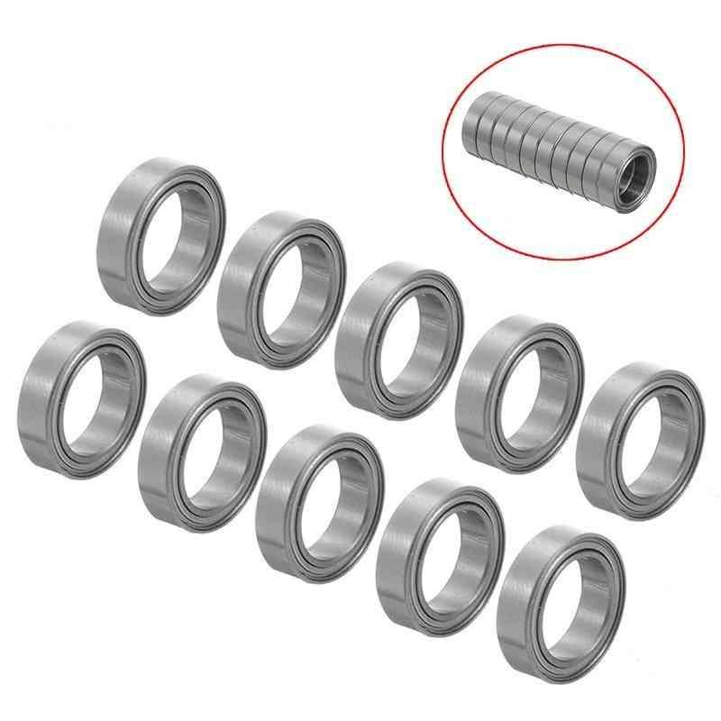 Steel Metal Shielded Ball Bearing -thin Wall Roller