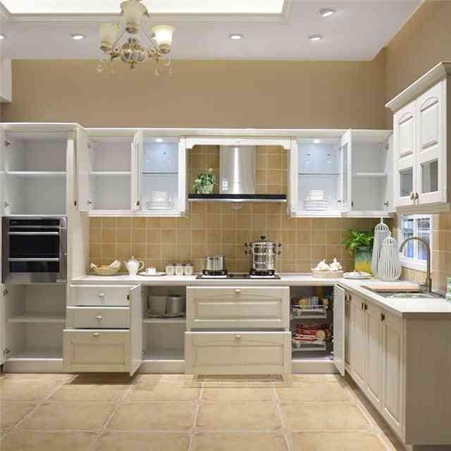 Modern Kitchen Cabinet Sample