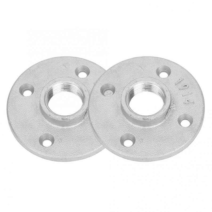 10pcs Dn20 4 Holes Flange Base Hardware