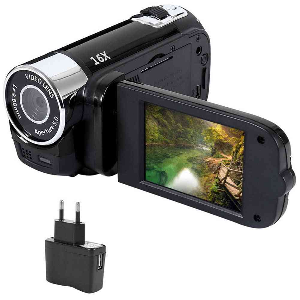 Digital Camera Professional Night Vision Video Record, Anti-shake Clear Wifi Dvr Timed Selfie High Definition