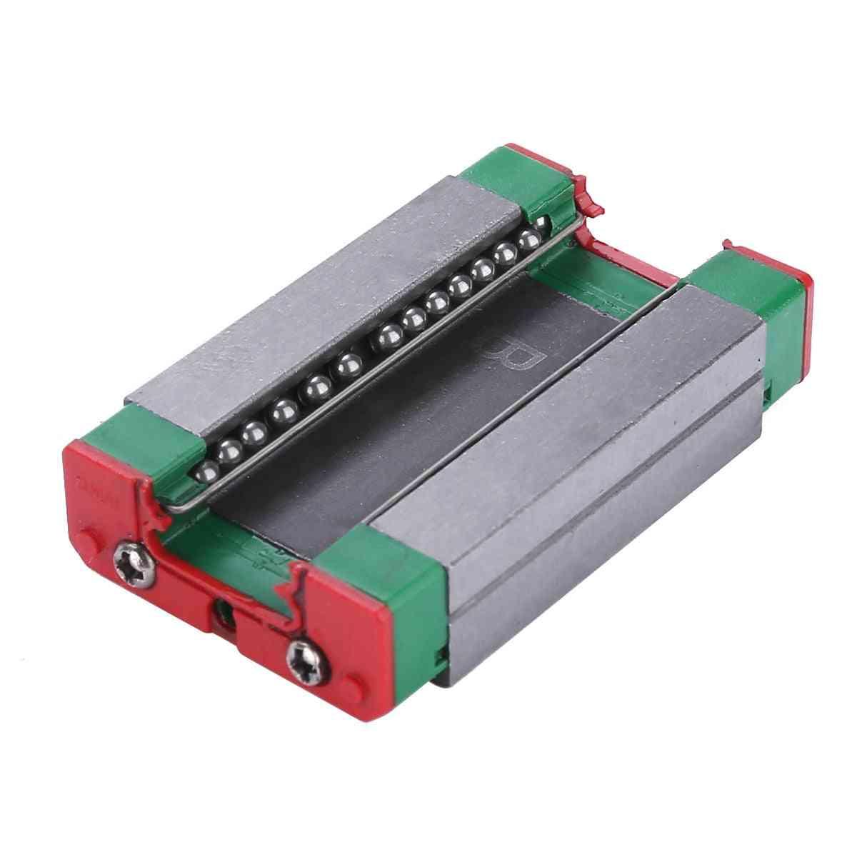 Steel Sliding Block, Durable Linear Guide