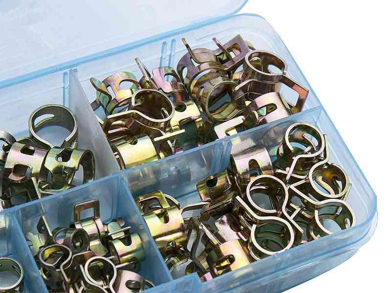 Stainless Steel Collars Of Fuel Pipe-assortment Kit