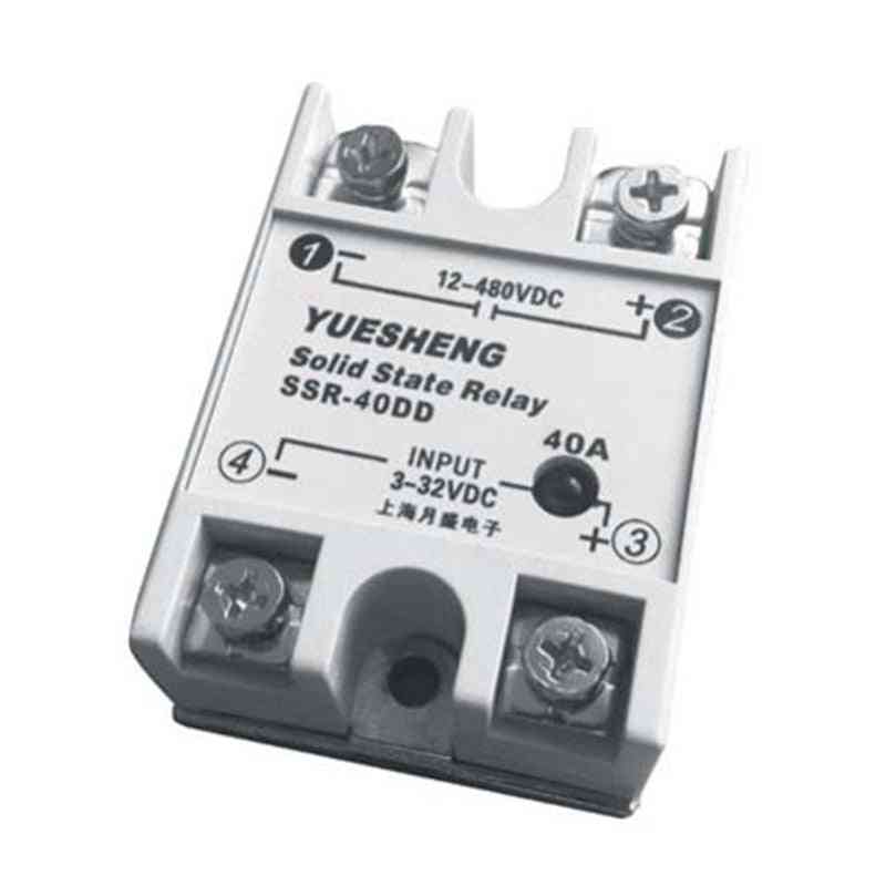 Dc Solid State Relay Ssr-40dd