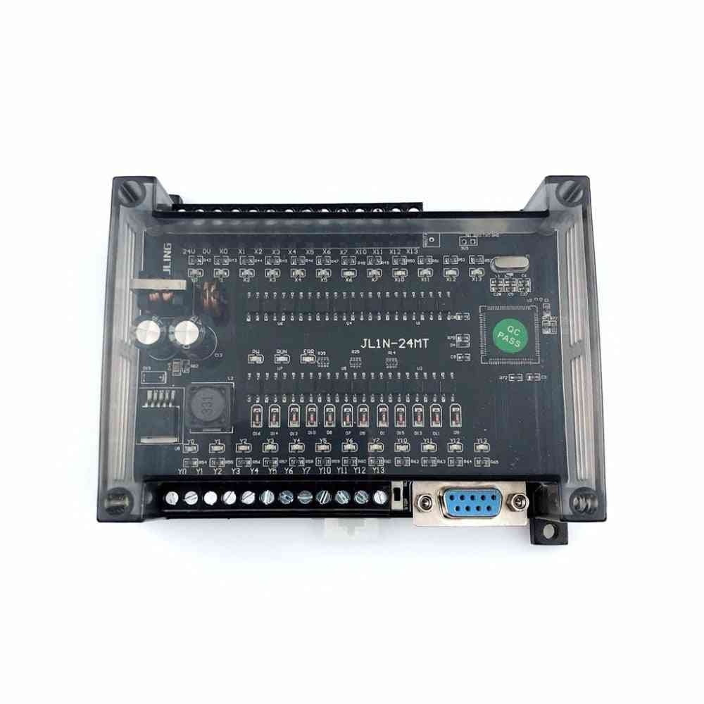 Plc Fx1n-24mt Can Directly Drive Solenoid Valve - Plc Programmable Logic Controller