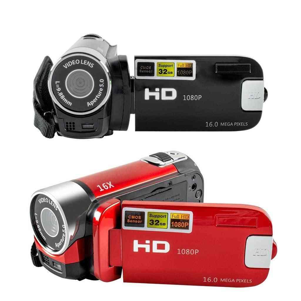 Full Hd 1080p Digital 16x Video Camera Camcorder