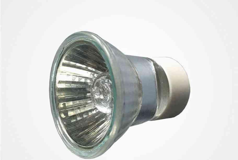 2 Pcs Mini Halogen Lamp Gu10 35w