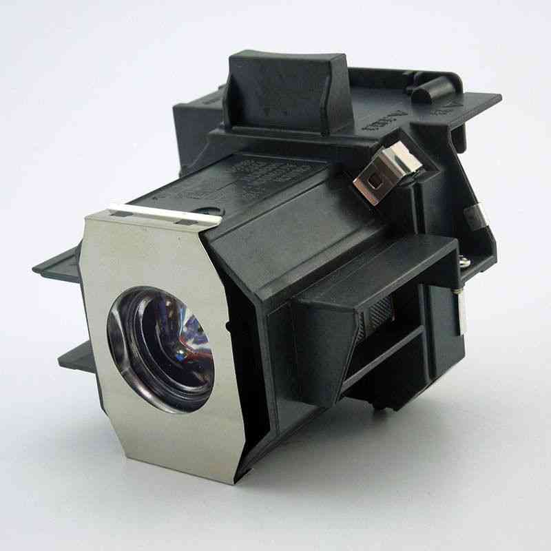 Compatible Projector Lamp Elplp35 / V13h010l35 In Housing For Epson Cinema-550 / Emp-tw520/tw620/tw680