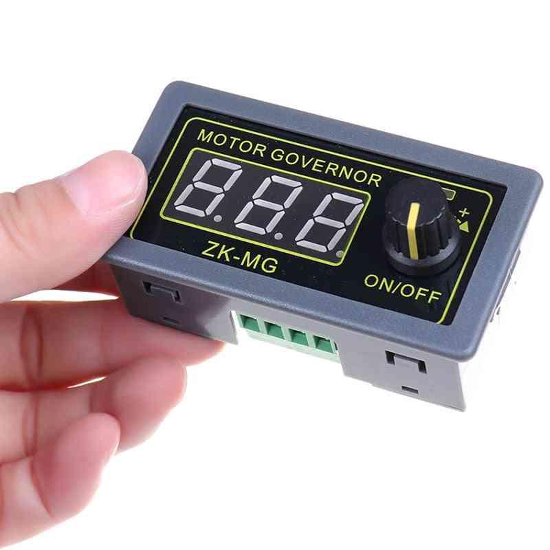 30v 5a Pwm Dc Motor Speed Controller- Digital Display