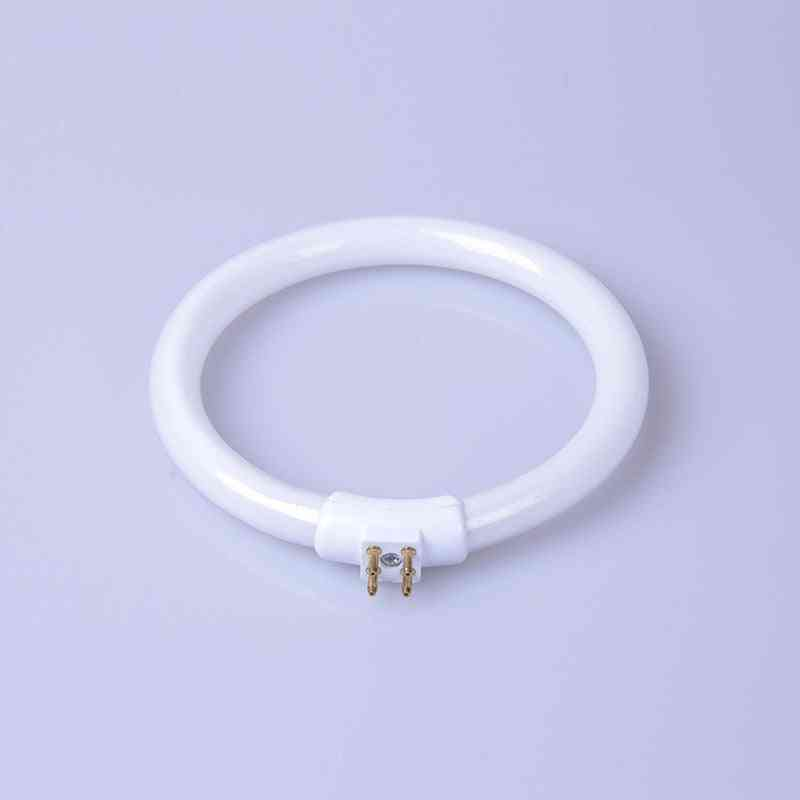 T4 Round Annular Tube - G10q Fluorescent Ring Lamp With 4 Pins