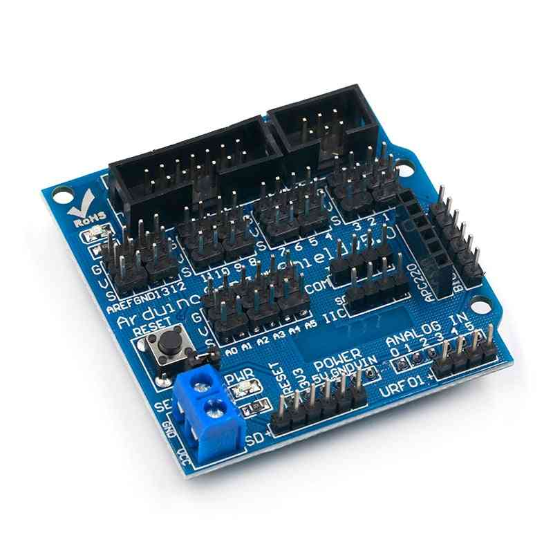 Sensor Shield V5.0 Sensor Expansion Board - Uno Mega R3 V5