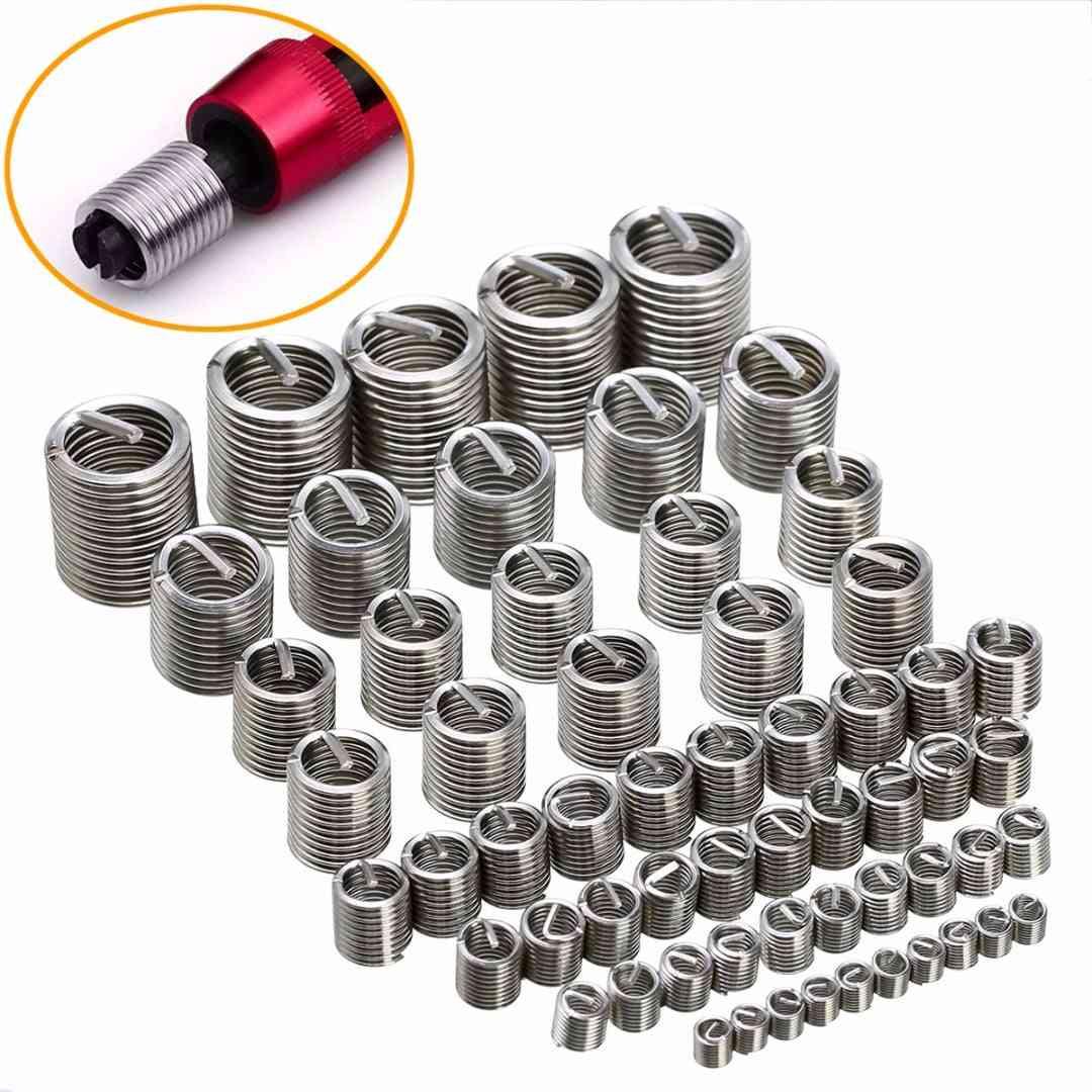 Stainless Steel Thread Repair Kit Wire Screw