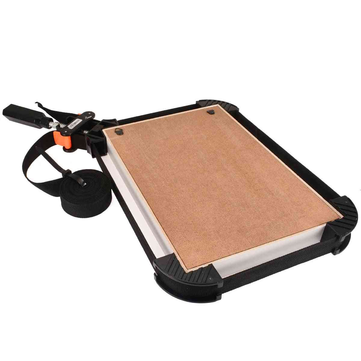 Adjustable Rapid Corner Clamp With 4 Jaws - Picture Photo Frame, Drawer Corner, Woodworking Tool
