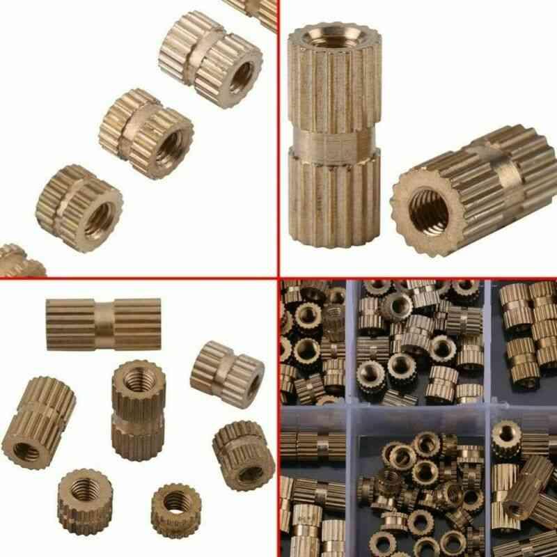 Heat Nut Insert For 3d Printing -metal Equipment Accessories