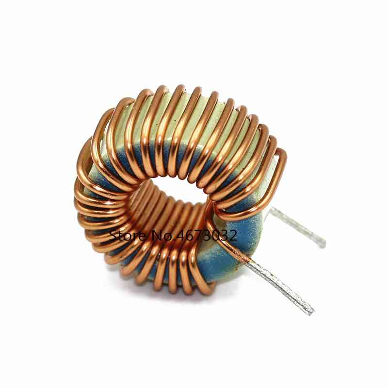 1pcs Toroid Core, 10a Magnetic Induction Coil Winding Inductance