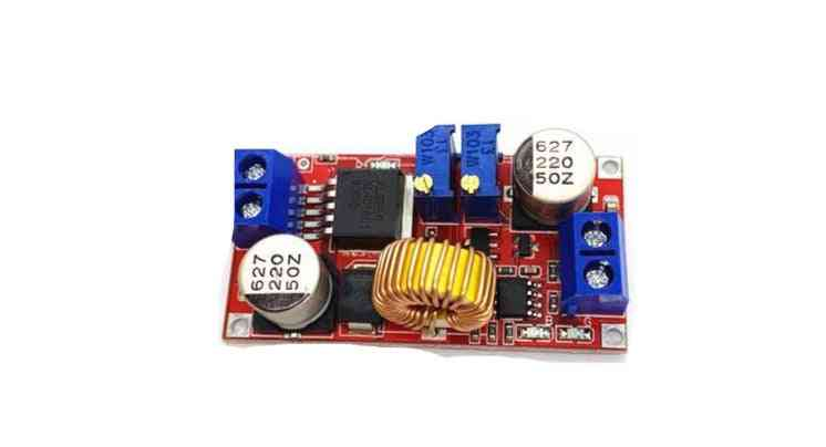Original Xl4015, E1 5a Dc To Dc, Cc, Cv Lithium Battery - Charging Board