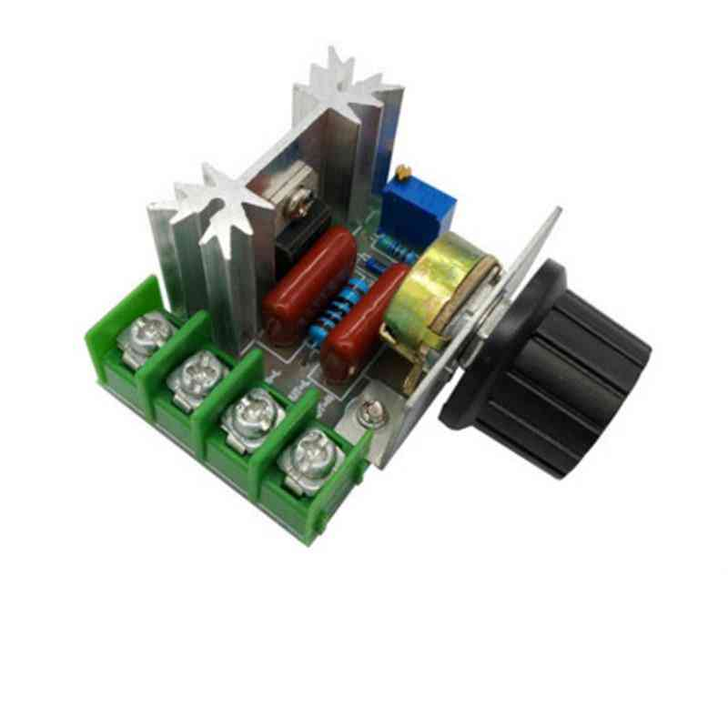 Scr Electronic Voltage Regulator Module, Speed Control Dimming