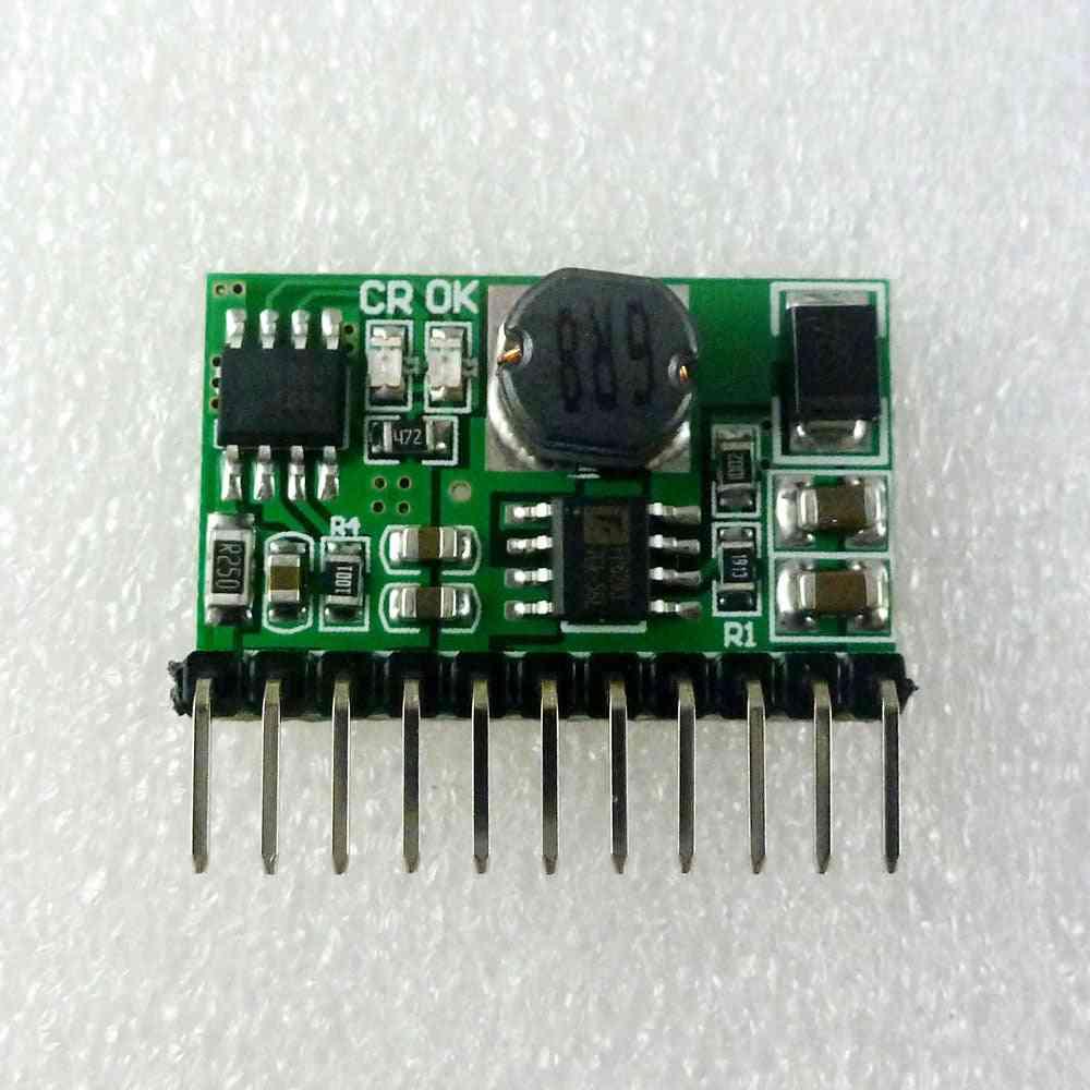 10w 3.7v 4.2v Charger & 5v 6v 9v 12v Discharger Board